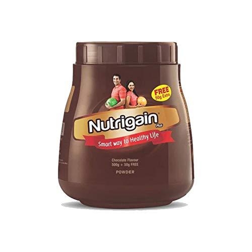 Ayurwin Nutrigain Plus Chocolate Flavour, 500gm Powder
