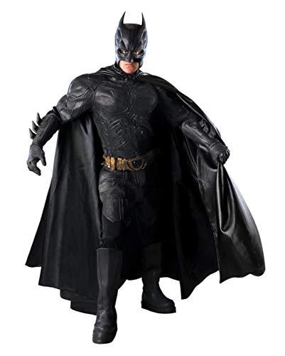 (Horror-Shop Batman Superheldenkostüm Deluxe 12-teilig M)