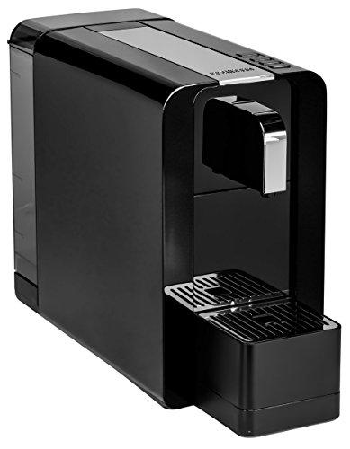 Cremesso Compact Automatic Kaffeekapselmaschine, piano schwarz