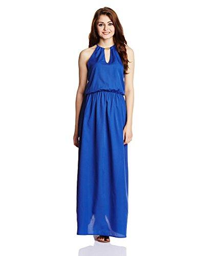 Anaphora Women Cocktail Dress (56006_Blue_Medium)