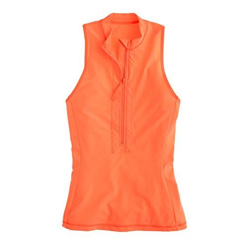 XLHGG Damen-Sport-Bademode zweiteiliger Bikini Orange