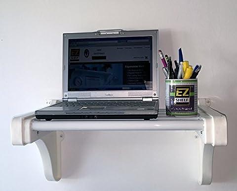 EZ SHELF - 20 Wide, Computer Shelf, Printer Shelf, Stereo Shelf, Linen Shelf, Book Shelf (1) by EZ