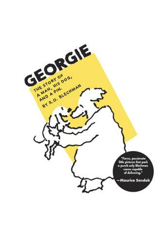 Georgie: The Story of a Man, His Dog, and a Pin (Dover Graphic Novels) (Taufe Pin)