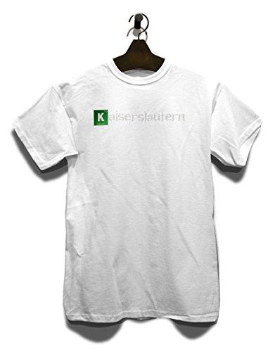 Kaiserslautern T-Shirt Weiß