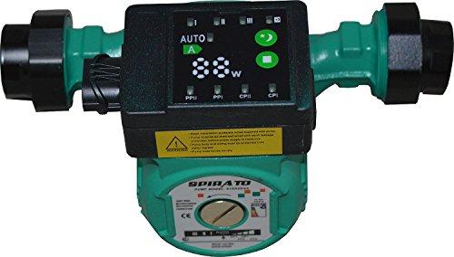Heizungspumpe Zirkulationspumpe STAR 25/4 180mm Hocheffizienz-Pumpe Energie-Klasse A