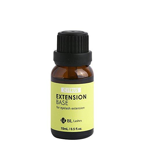 Base extension de cils/prolongement de l'effet des extensions de cils/BL LASHES Extension Base 15ml - clémentine