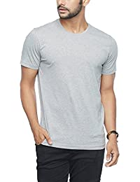 [Sponsored]Mens Solid Round Neck T-Shirts   Slim Fit T-Shirt For Mens   Outliers Clothing  