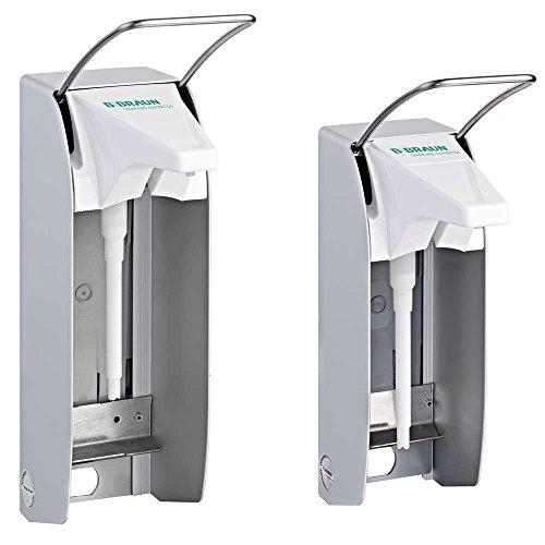 B.Braun Wandspender Plus TLS 1000 ml Langarm sichtbarer Armhebel 17cm handberührungsfrei Universal