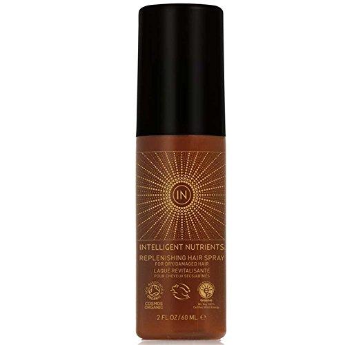 Intelligent Nutrients Replenishing Hair Spray 60 ml Hair Spray für trockenes oder beschädigtes Haar (Natürliche Schwarze Samen-öl)