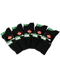 Kindy Lot de 5 paires de chaussettes pur coton