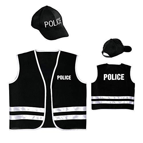 Widmann - Kinderkostümset Polizei (Disney Simba Kostüm)