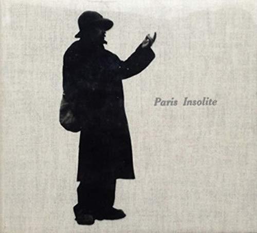Paris insolite de Jean-Paul Clébert & Patrice Molinard