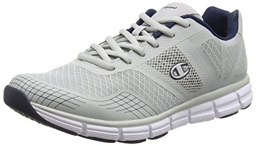 Champion Low Cut Shoe Tri Color 2, Chaussures de course homme Argent - Silber (Silver Grey 89)