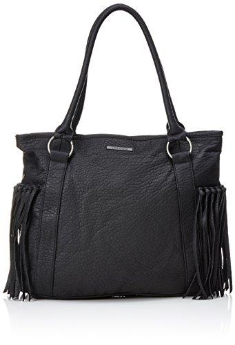 Volcom Funky Fringe Bag bolso, Black, 29x 9x 32cm, 10L)