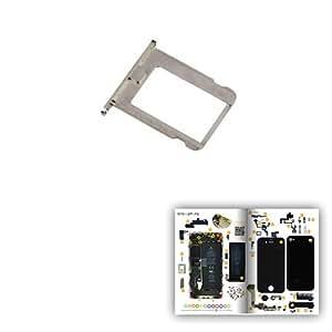 Rack carte sim pour iPhone 4 avec patron papier d'aide au montage offert