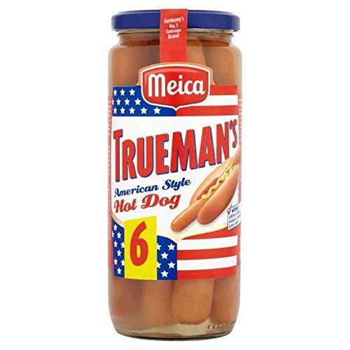 Hotdog 540G Meica Di Trueman