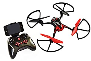 FPV L6052W Wii DRONE- 2.4GHz 4 CH Quadcopter Camera from LS Toys