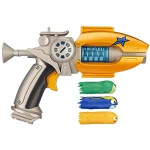 SLUGTERRA Mid-Level Blaster and Slug Ammo-Eli's Blaster