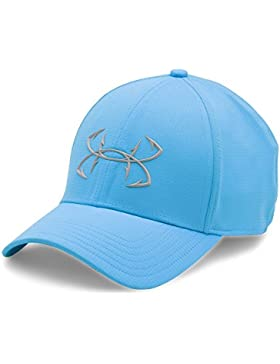 Under Armour UA Coolswitch Armourvent 2Cap, Uomo, Carolina Blue/ Glacier Gray