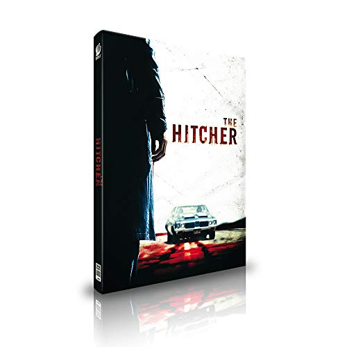 The Hitcher - Mediabook - limitiert auf 555 Stück (+ Audio-CD/+ Booklet) - Cover C [Blu-ray]