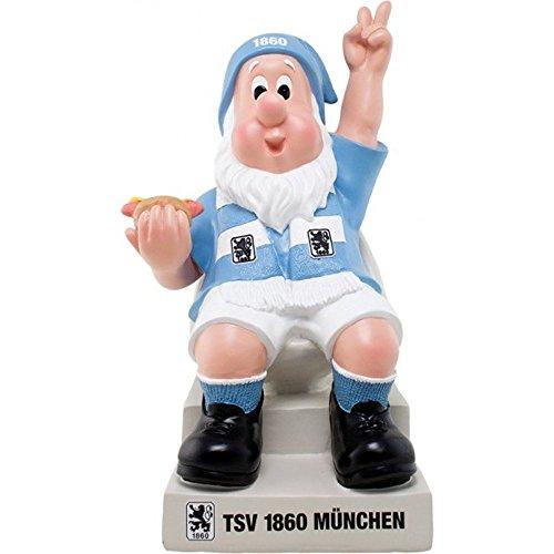 TSV 1860 München Gartenzwerg Sitzplatz