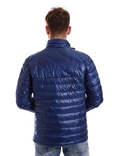 Emporio Armani - Blouson - Homme Bleu