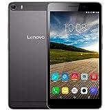 (Certified REFURBISHED) Lenovo Phab Pb1 750M Tablet (6.98 inch, 16GB, Wi-Fi + 4G), Black-Silver