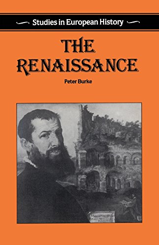 The Renaissance (Studies in European History)