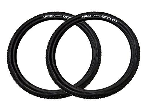 """Par de, resistente a los pinchazos 27,5""""para bicicleta de montaña neumáticos 27,5x 2,10MITAS Ocelot 650B ligero MTB"""