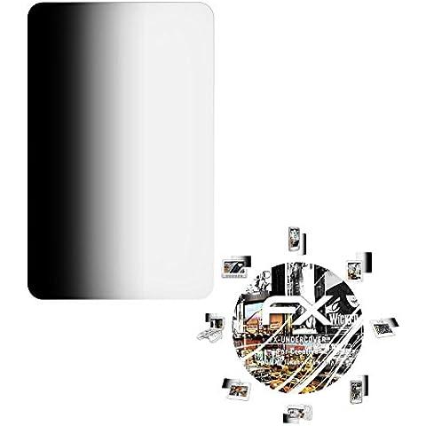 atFoliX Filtro Privacy Creative NOMAD Jukebox ZEN Xtra Pellicola protezione vista - FX-Undercover