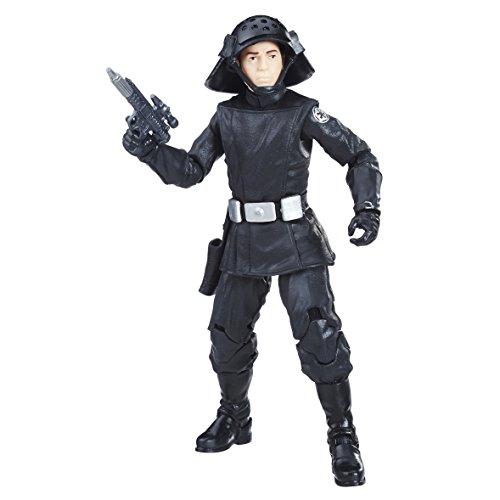 Hasbro E1228E48 Star Wars Death Squad Commander Actionfigur, 15 cm