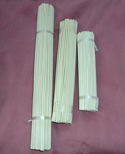 Pure Source Reed Sticks 8 Inch 100 Pcs In One Bunch To Use For Reed Diffuser Oil