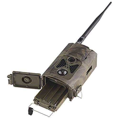 QARYYQ Wildkamera HC-550G HD 1080p Trailer Digitalkamera 16MP 3g SMS MMS GPRS Kamera Wilde Tiere Kamera des Wilden Tieres