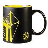 Borussia Dortmund Tasse mit Stadion-Silhouette