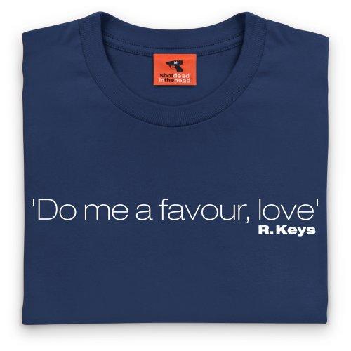 The Poke R.Keys T-Shirt, Herren Dunkelblau