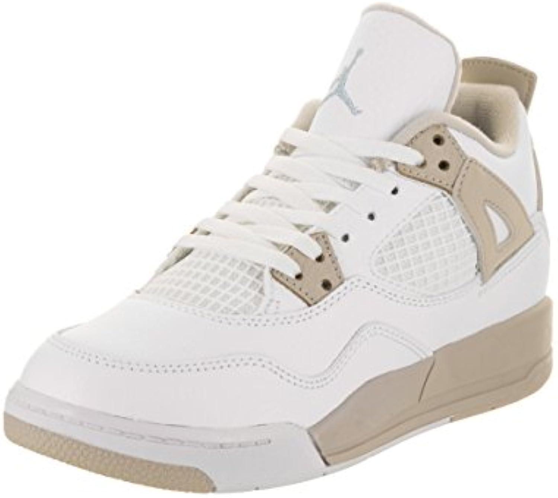Jordan 4 Retro BP 'Linen' - 487725-118 | Intelligente e pratico  | Uomo/Donne Scarpa