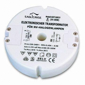 Eaglerise EET105CV Transformator 105 Watt Rund 105W