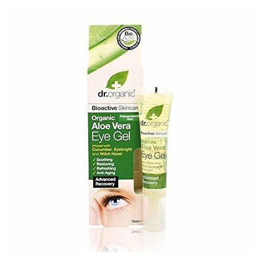 DR ORGANIC Organic Aloe Vera - Siero per Occhi a