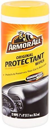 ArmorAll 19009 Original Protectant Wipes (25Ct)