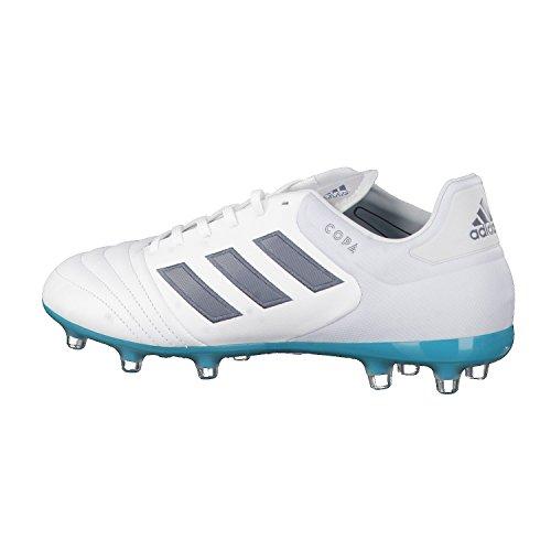 adidas Copa 17.2 FG Fußballschuh Herren Weiß (Footwear White/Onix/Clear Grey)