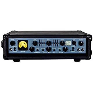 ASHDOWN ABM 600Evo IV Bass-Verstärker blau