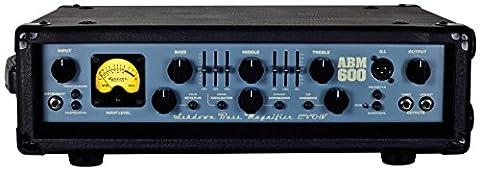 Ashdown ABM 600 EVO IV Bass Amplifier Head
