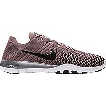 super popular 835b5 1d773 Nike Women s Free TR Flyknit 2 Bionic Training Shoes (Taupe Gray,  11.0-Medium