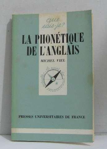 Phonetique de l'Anglais (la)