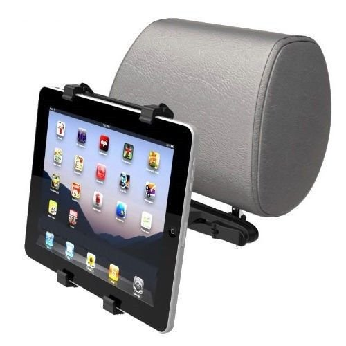 Babz Apple iPad, Android e tablet PC universale auto poggiatesta Mount/Holder/Cradle - East to fit