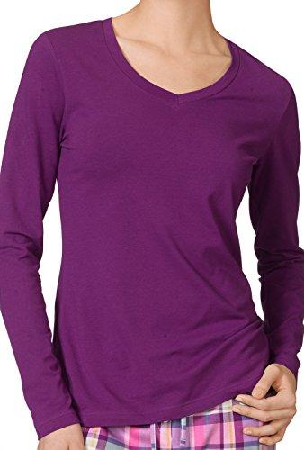 Calida - Sweat-Shirt - Uni Femme Mauve