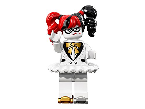 The LEGO Batman MovieTM 71020 Minifgur Figur Disco Harley Quinn mit 1x GALAXYARMS Saigabel und Katana in Gold (Disco Harley Quinn - coltlbm2-01) - Katana 01