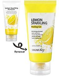 SECRETKEY Lemon D-Toc Peeling GelKorean Cosmetics, Korean Beauty, K Beauty, Kstyle,Kpop style by Secret Key