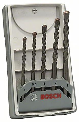 Bosch Pro 5tlg. Betonbohrer-Set CYL-3