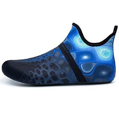 L-RUN Unisex Wasser Schuhe Barfuß Haut Schuhe für Run Dive Surf Schwimmen Beach Yoga